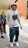 Non-Exclusive<br /> 2012 June 8 - Chris Brown out and about in NYC. Photo Credit Jackson Lee