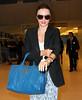 Non-Exclusive<br /> 2012 June 8 - Miranda Kerr arrives at JFK Airports in NYC. Photo Credit Jackson Lee