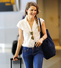 Non-Exclusive<br /> 2012 July 26 - Keri Russell at JFK Airport in NYC. Photo Credit Jackson Lee