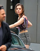 Non-Exclusive<br /> 2012 Aug 1 - Hailee Seinfeld and Mark Ruffalo on the set of 'Can a song save your life' in NYC. Photo Credit Jackson Lee