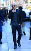 Non-Exclusive<br /> 2012 Oct 16 - Chris Daughtry out and about in NYC. Photo Credit Jackson Lee