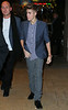 Non-Exclusive<br /> 2012 Nov 8 - Justin Bieber attends 'The Lion King' in NYC. Photo Credit Jackson Lee