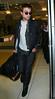 Non-Exclusive<br /> 2012 Nov 23 - Robert Pattinson and Kristen Stewart arrive at JFK Airport in NYC. Photo Credit Jackson Lee