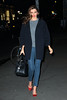 Non-Exclusive<br /> 2012 Nov 22 - Mirand Kerr out and about in NYC. Photo Credit Jackson Lee