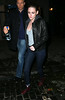 Non-Exclusive<br /> 2012 Dec 13 - Kristen Stewart bares her midriff when heading to the afterparty for her movie 'On the Road' in NYC. Photo Credit Jackson Lee