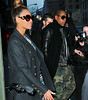 Non-Exclusive<br /> 2012 Dec 24 - Beyonce and Jay-Z go shopping at Bergdorf Goodman and Mary Arnold Toys in NYC Photo Credit Jackson Lee