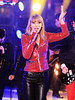 Non-Exclusive<br /> 2013 Jan 1 - Taylor Swift performs at the 2013 New Years Times Square celebrations in Times Square.  Photo Credit Jackson NYC