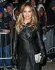 Non-Exclusive<br /> 2013 Jan 22 - Jennifer Lopez arrives at Jon Stewart show in NYC. Photo Credit Jackson Lee