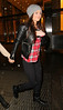 Non-Exclusive<br /> 2013 Feb 5 - Kendall Jenner, Kylie Jenner, and Kris Jenner go to dinner at Nobu in NYC. Photo Credit Jackson Lee
