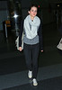 Non-Exclusive<br /> 2013 Feb 13 - Emma Watson arrives at JFK Airport in NYC. Photo Credit Jackson Lee