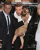 Harper, Victoria Beckham, David Beckham