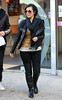 2011 Mar 28 - Kim Kardashian out and about in NYC. Photo Credit Jackson Lee