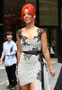 Non-Exclusive<br /> 2011 Apr 29 - Rihanna out and about in NYC. Photo Credit Jackson Lee