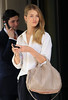 Non-Exclusive<br /> 2011 May 2 - Rosie Huntington-Whiteley looking fashionable while out and about in NYC. Photo credit Jackson Lee