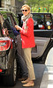 Non-Exclusive<br /> 2011 May 2 - Karolina Kurkova out and about in NYC. Photo credit Jackson Lee