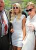 Non-Exclusive<br /> 2011 June 1 - Paris Hilton arrives at NBC Store at Rockefeller Center in NYC. Photo Credit Jackson Lee  Photo Credit Jackson Lee