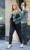 2011 June 2 - Kirstie Alley and son True Stevenson out and about in NYC. Photo Credit Jackson Lee
