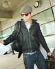 NON-EXCLUSIVE<br /> 2011 June 12 - Ryan Renolds arrives at JFK airport in NYC. Photo Credit Jackson Lee