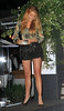 NON-EXCLUSIVE<br /> 2011 June 13 - Blake Lively shows her gams at Ghetto Film School Awards in NYC. Photo Credit Jackson Lee