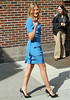 NON-EXCLUSIVE<br /> 2011 June 20 - Cameron Diaz leaves 'David Letterman Show' in NYC. Photo Credit Jackson Lee