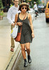 NON-EXCLUSIVE<br /> 2011 June 23 - Zoe Kravitz out and about in NYC. Photo Credit Jackson Lee