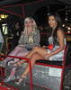EXCLUSIVE<br /> 2011 June 23 -Kim Kardashian rides pedicab in NYC. Photo Credit Jackson Lee