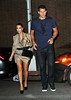 NON-EXCLUSIVE<br /> 2011 June 24 - Kim Kardashian and Kris Humphries go for dinner at the Waverly Inn in NYC. Photo Credit Jackson Lee
