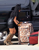 NON-EXCLUSIVE<br /> 2011 June 26 - Snooki, The Situation, and the rest of the Jersey Shore cast handle their luggage as they arrive at their house for the first day of shooting since Italy in Seaside Heights, NJ. Photo Credit Jackson Lee