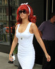 EXCLUSIVE<br /> 2011 June 8 - Rihanna out and about in NYC. Photo Credit Jackson Lee
