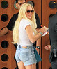 Non-Exclusive <br /> 2011 Aug 14 - Lindsay Lohan out and about in NYC.  Photo Credit Jackson Lee