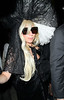 NON EXCLUSIVE<br /> 2011 August 18 - Lady Gaga arrives at Roseland Ballroom in NYC.  Photo Credit Jackson Lee