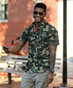 NON EXCLUSIVE<br /> 2011 August 22  - Usher Raymond turns the camera back on the paparazzi by using his cell phone camera in NYC  Photo Credit Jackson Lee