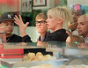 Non-Exclusive <br /> 2011 Sept 6 - Justin Bieber goes to get a slice of Ray's Pizza in NYC during Fashion's Night Out   Photo Credit Jackson Lee