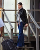 Exclusive <br /> 2011 Sept 12 -  Liv Tyler flies out via the heliport in NYC  Photo Credit Jackson Lee