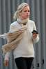 Non-Exclusive <br /> 2011 Sept 18 - Heidi Bivens the ex girlfriend of Justin Theroux, seen here out and about in NYC. Photo Credit Jackson Lee