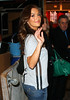 NON EXCLUSIVE<br /> 2011 Sept 22 - Minka Kelly gives a smile and a wave at the Regis and Kelly show in NYC .  Photo Credit Jackson Lee