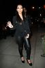 NON EXCLUSIVE<br /> 2011 Sept 27 - Kim Kardashian, Kourtney Kardashian, and Scott Disick go to Bowlmor Lanes in NYC.  Photo Credit Jackson Lee
