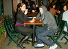 Exclusive<br /> 2011 Oct 1 - Nicolette and Russell at Bar Pitti in NYC. Photo Credit Jackson Lee