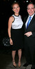 NON EXCLUSIVE<br /> 2011 Oct 3 - Scarlett Johansson poses for pics with Manhattan boro president Scott Stringer, who looks like he's pinching something near her chest, at the Jane hotel in NYC.   Photo Credit Jackson Lee