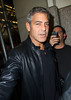 Exclusive<br /> 2011 Oct 4 - George Clooney arrives for a screening for his movie 'Ides of March' in NYC. Photo Credit Jackson Lee