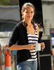 Non-Exclusive<br /> 2011 Oct 6 - Katie Holmes visits Tom Cruise on the set of 'One Shot' in Pittsburgh, PA. Photo Credit Jackson Lee