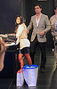 Non-Exclusive<br /> 2011 Oct 14 - Kourtney Kardashian and Scott Disick shop at Lacoste in NYC. Photo Credit Jackson Lee