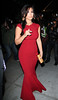 NON EXCLUSIVE<br /> 2011 Oct 18 - Kim Kardashian arrives to the Game Changers Awards Ceremony in a hot red dress at Skylight Studios in NYC.  Photo Credit Jackson Lee