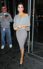 Non-Exclusive<br /> 2011 Oct 27 - Eva Longoria holds an umbrella at the Time Warner Center in NYC. Photo Credit Jackson