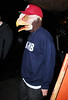 Non-Exclusive<br /> 2011 Nov 1 - Ryan Phillippe goes to a Halloween party at Darby dressed as a Philadelphia Eagle mascot. Photo Credit Jackson Lee