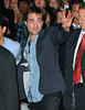 Non-Exclusive<br /> 2011 Nov 08 - Robert Pattinson at the David Letterman Show in NYC. Photo Credit Jackson Lee