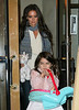 Non-Exclusive<br /> 2011 Nov 10 - Katie Holmes and Suri Cruise head out in NYC.  Photo Credit Jackson Lee