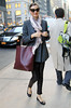 Non-Exclusive<br /> 2011 Nov 19 - Miranda Kerr goes shopping with a friend in NYC. Photo Credit Jackson Lee