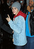Non-Exclusive<br /> 2011 Nov 22 - Justin Bieber at the 'David Letterman Show' in NYC. Photo Credit Jackson Lee