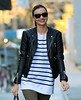 Non-Exclusive<br /> 2011 Nov 25 - Miranda Kerr out and about in NYC. Photo Credit Jackson Lee